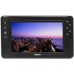"Portable Pegasus ST09-B 9"" LCD TV for Sale in Fairfax, VA"