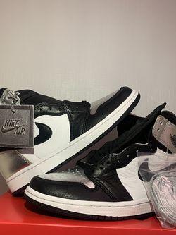 Air Jordan 1 High OG Silver Toe for Sale in Somerville,  MA