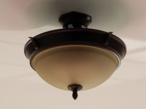 Ceiling mount light fixture for Sale in Haymarket, VA