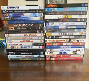 Huge DVD lot - all great condition and great titles for Sale in Tempe, AZ