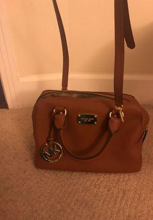 Michael Kors camel brown purse for Sale in Merrifield, VA