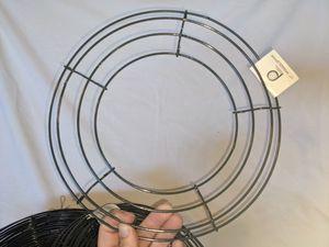 Wire wreath frames for Sale in San Ramon, CA