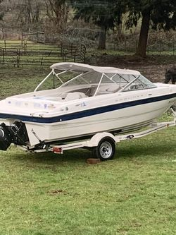 04 Bayliner 185 Runs Amazing Clean Title Trades Welcome for Sale in Eagle Creek,  OR