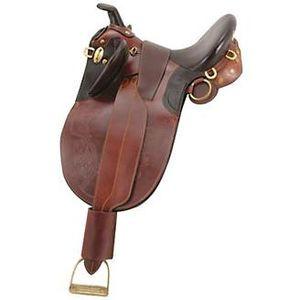 Lightly used Australian Saddle. for Sale in Graham, WA