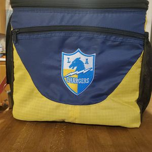 LA Chargers Luch Pale/ Ice Cooler for Sale in Corona, CA
