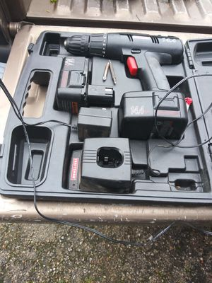 CRAFTSMAN DRILL !! WORKS $35 FIRM for Sale in Fort Worth, TX