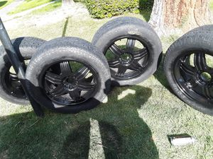 TIRES AND RIMS for Sale in Kennewick, WA