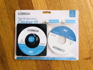 Disc drive clean kit for Sale in Upper Arlington, OH