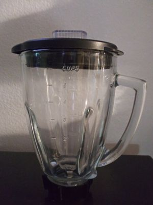 Osterizer 6 Cup Blender Jar for Sale in Longview, WA
