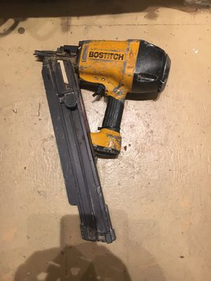 Bostitch Nail Gun for Sale in Ashland, MA