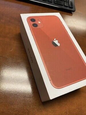 iPhone 11 Red 128Gb $475 Firm ‼️ for Sale in Jackson, MS