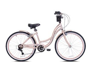 "Kent 26"" Bayside Cruiser 7 Speed Women's Bike, Rose Gold Brand New!! for Sale in Bellevue, WA"