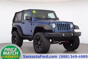 2010 Jeep Wrangler for Sale in Sarasota, FL