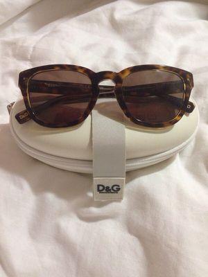 Tortoise Shell D&G sunglasses for Sale in Arlington, VA