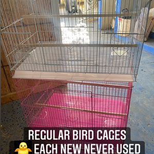 Regular Bird Cages for Sale in Santa Ana, CA