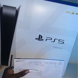 Playstation five Disc UNOPENED for Sale in Baltimore,  MD