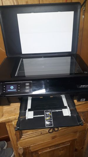 HP envy print copy scan photo for Sale in Santa Fe, NM