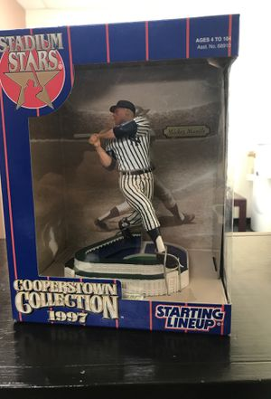 Mickey Mantle coopertown collection for Sale in Rancho Cucamonga, CA