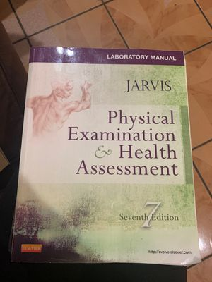 Lab manual physical examination and health assessment for Sale in Los Angeles, CA