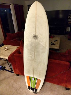 """Bing Swee Pea 6'0"""" surfboard quad fin for Sale in Wall Township, NJ"""