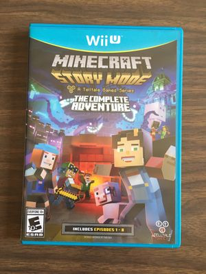 Minecraft for Wii U for Sale in Antioch, CA