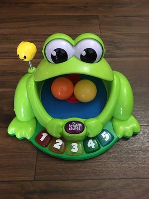 Bright Starts Pop & Giggle Pond Pal Ball Popper Musical Activity Toy for Sale in Fresno, CA