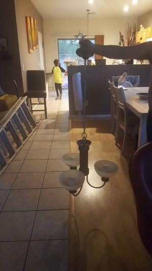 Kitchen chandelier light for Sale in Phoenix, AZ