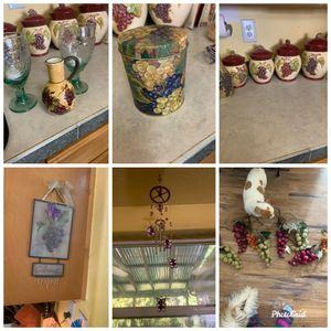 Grape items for Sale in Buckley, WA