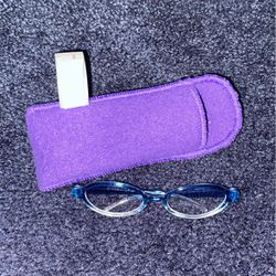 American Girl Glasses And Case for Sale in Sutton,  MA