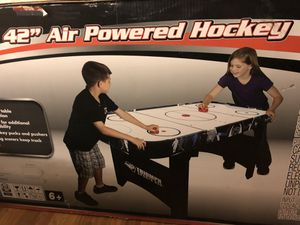 """Kids Air Powered Hockey Table New! 42"""" for Sale in Los Angeles, CA"""