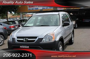 2004 Honda CR-V for Sale in Seattle, WA