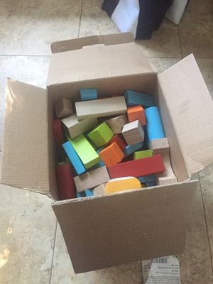 Blocks - kids toys for Sale in Phoenix, AZ