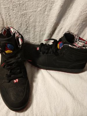 Men's size 12 Nike Jordan 23 high-top black shoes for Sale in Takoma Park, MD