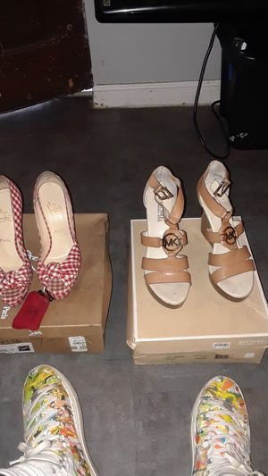 Michael kors & red bottoms for Sale in Philadelphia, PA