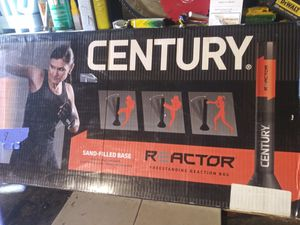 century reaction bag for Sale in Chino Hills, CA