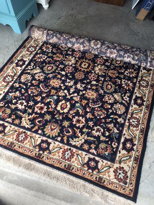 4' x 6' rug free for Sale in Purcellville, VA