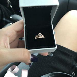 Pandora Princess Ring for Sale in Columbus, OH