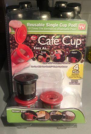 3 reusable Keurig cups for Sale in Huntington Beach, CA