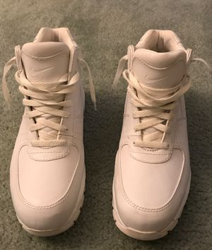White NIKE ACG Boots Size 10.5 for Sale in Silver Spring, MD