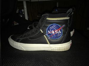 Vans X NASA Rare/exclusive release Size 9 for Sale in Hollywood, MD