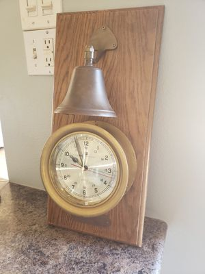 Antique bell clock for Sale in Lakeside, CA