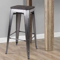 "24""/30"" Back Or Backless Metal Stool for Sale in Rosemead,  CA"
