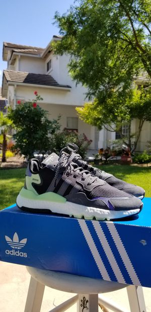 Brand new Authentic Adidas nite jogger (10.5) for Sale in Clovis, CA