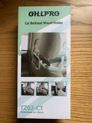 Car Backseat Mount Holder for Sale in Jurupa Valley, CA