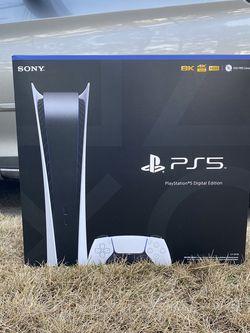 PlayStation 5 Digital Version for Sale in Atlanta,  GA