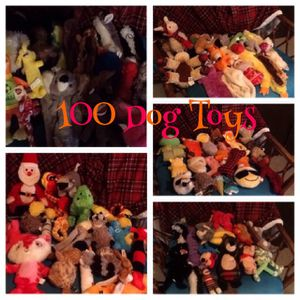 100 used dog toys for Sale in Mill Hall, PA