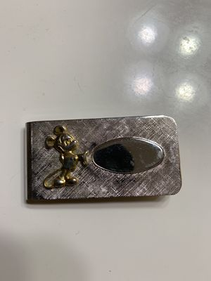 Vintage Mickey Mouse money clip for Sale in Mount Juliet, TN