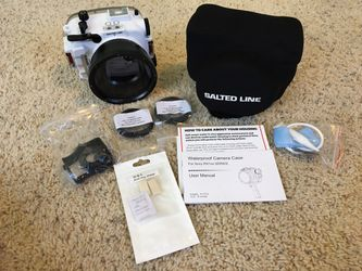 Salted Line Underwater Housing for Sony RX100 series for Sale in Vancouver,  WA