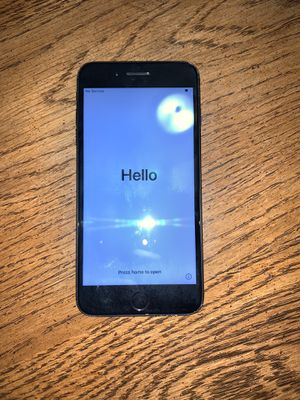 iPhone 7 Plus AT&T for Sale in Detroit, MI