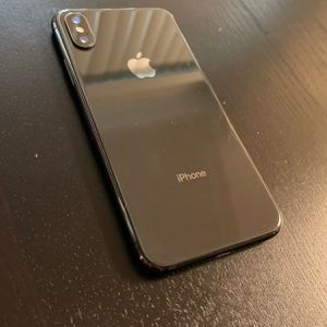 iPhone 10 Unlocked 256GB Black for Sale in Mountain View, CA